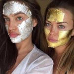 24k pure gold treatment