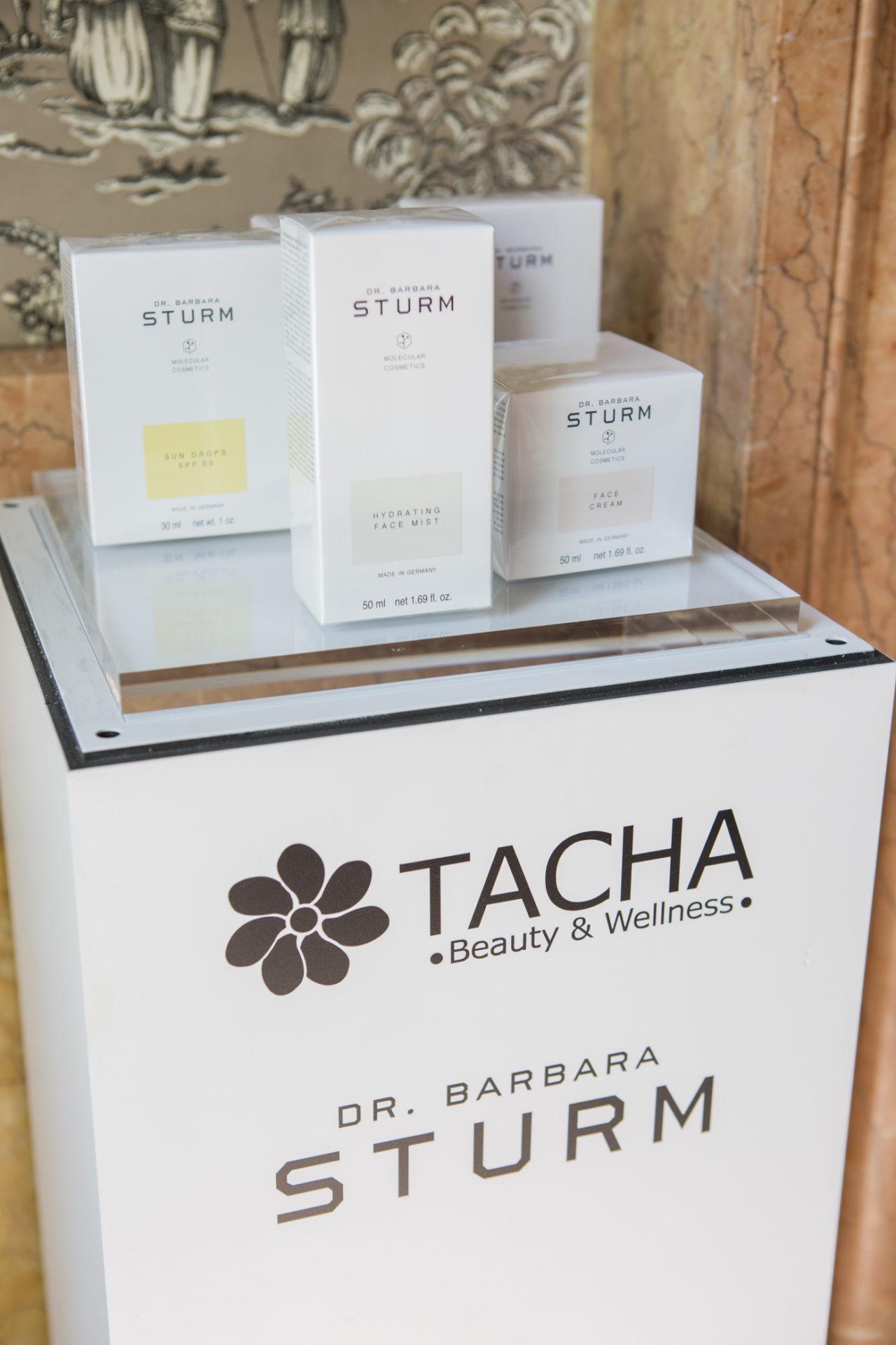 Doctora Barbara Sturm en Tacha